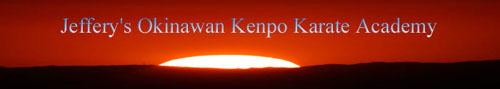 Jeffery Okinawan Kenpo Karate Academy