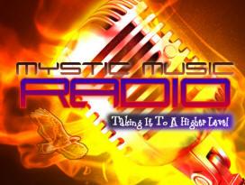 Mystic Music Radio logo